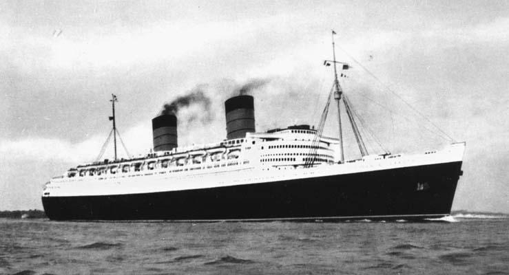 RMS Queen Elizabeht